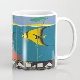 Vintage poster - Australia Coffee Mug