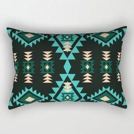American Native Pattern No. 158 Rectangular Pillow