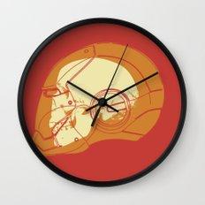 Shell Head Wall Clock