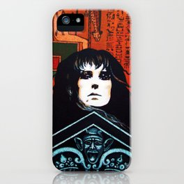 Laurie Cabot Egyptian Mystic iPhone Case