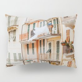 Manarola Cinque Terre Pillow Sham