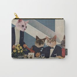 Cats Dine Carry-All Pouch