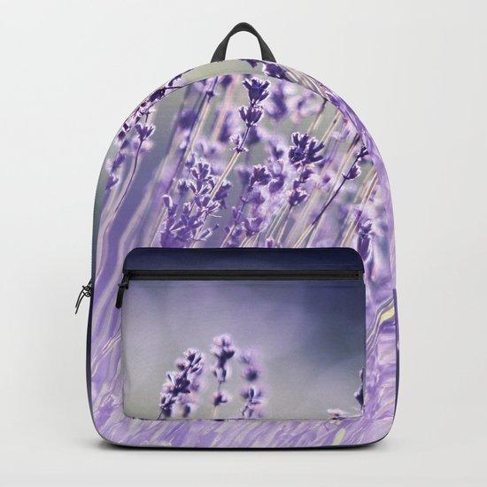 Spring Purple I Backpack