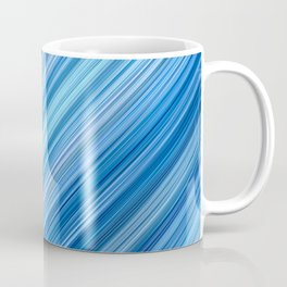 Ambient 1 in Blue Coffee Mug