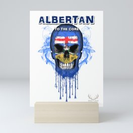 To The Core Collection: Alberta Mini Art Print