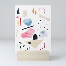 toy piano Mini Art Print