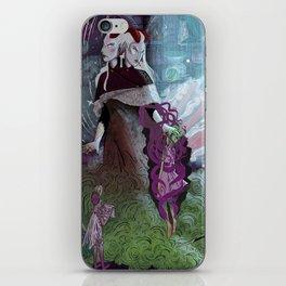 Antares Shaula iPhone Skin