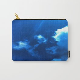 Nuvens de Verão - Foto de José Santhiago - Natal - Brasil Carry-All Pouch