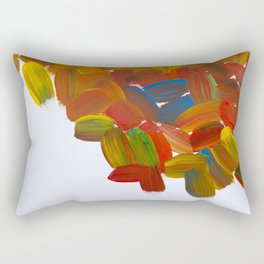 Leaves abstract  Rectangular Pillow