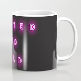 WANTED & WILD Coffee Mug