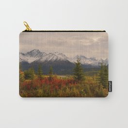 Seasons Turning Carry-All Pouch