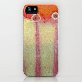 Penetrate iPhone Case