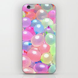 Water Balloons iPhone Skin