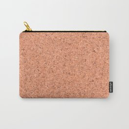 cork board background Carry-All Pouch