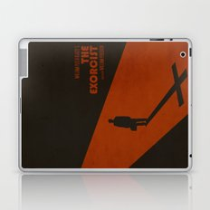 The Exorcist Inspired Vintage Movie Poster Laptop & iPad Skin
