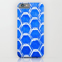 Hexagon Windows iPhone Case