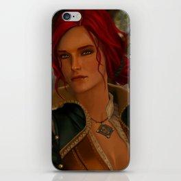 Triss Merrigold iPhone Skin