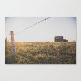 Abandoned South Dakota 7838 Canvas Print
