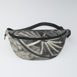 Wagon Wheel Fanny Pack