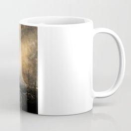 Woman in Gown Coffee Mug