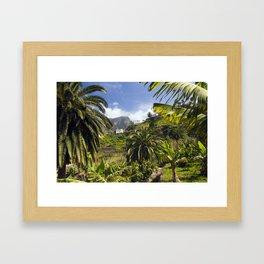 La Gomera 1.1 Framed Art Print