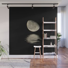 Lunar Neighbor Wall Mural