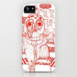 Dead Head iPhone Case
