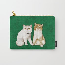 Teagues and Oliver Carry-All Pouch