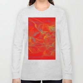 Red Fun Long Sleeve T-shirt