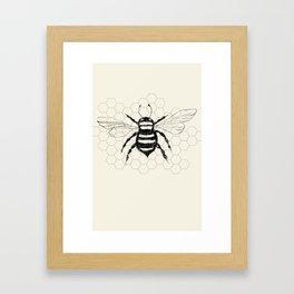 hivemind Framed Art Print