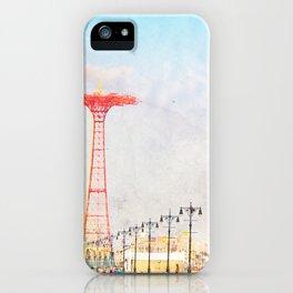 Brooklyn's Eiffel Tower iPhone Case
