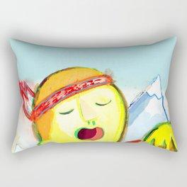 Sing! Rectangular Pillow