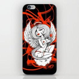 Angel Lust iPhone Skin