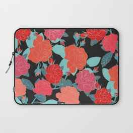 Rose Garden - Dark Laptop Sleeve