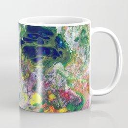 Color Spectum Night Sky Lights Coffee Mug