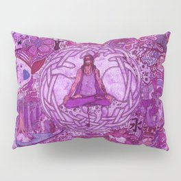 """""""The inevitable enlightening yet illusive expansion of the mind; and the peacefully humbling unknown Pillow Sham"""