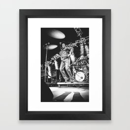 Charles Bradley Jump Framed Art Print