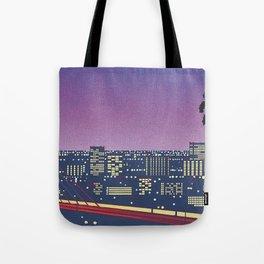 Hiroshi Nagai Vaporwave Shirt Tote Bag