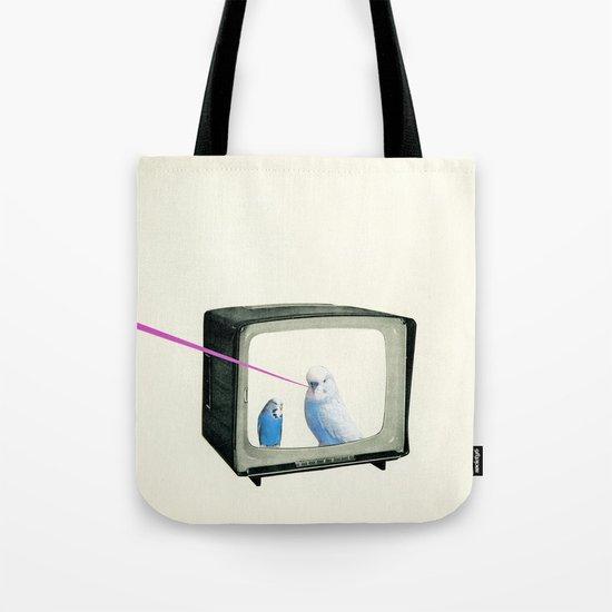 Talk Show Tote Bag