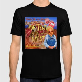 Guy Fieri and a Couple Coonhounds T-shirt