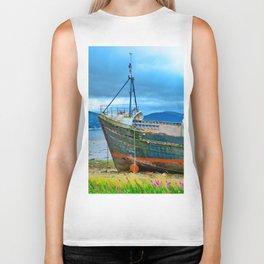 Highland Shipwreck Biker Tank
