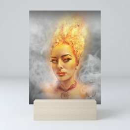 Flame Mini Art Print