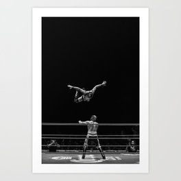 El Vuelo Art Print