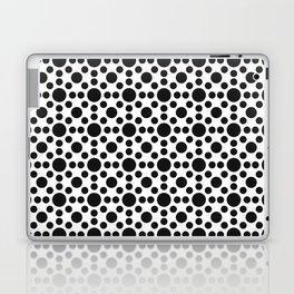 Sunshine Dots Optical Illusion Pattern Laptop & iPad Skin