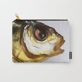 Dried Smoked Fish Head Carry-All Pouch