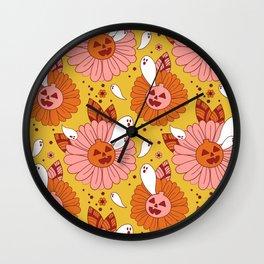 Daisyween Wall Clock