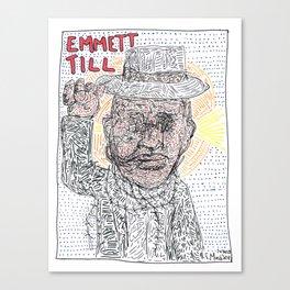Emmett Till Canvas Print