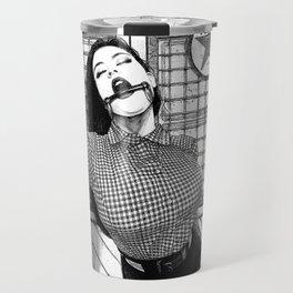asc 755 - L'héritière texane (The Texaco girl) Travel Mug