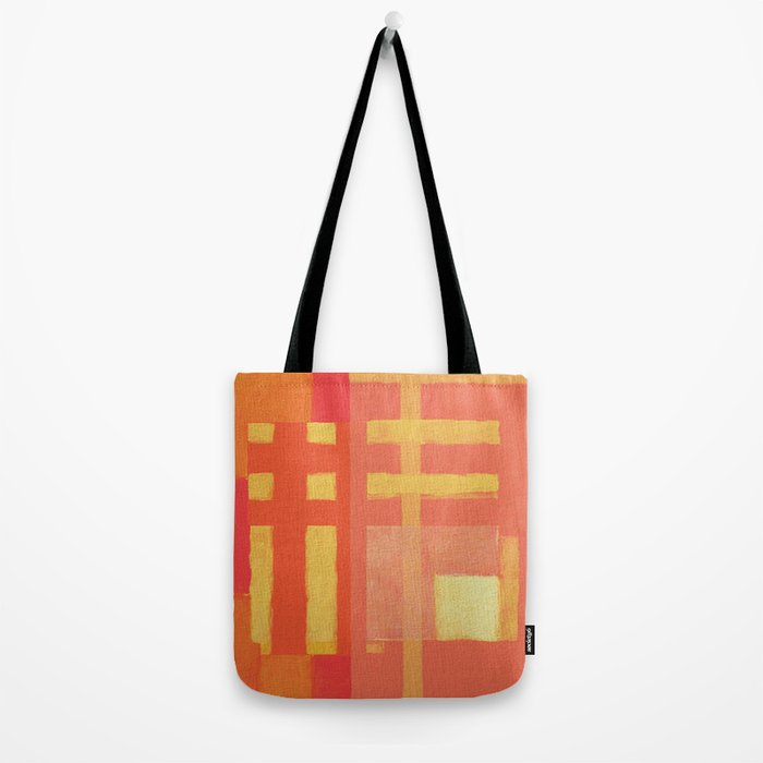 Urban Intersections 1 Tote Bag