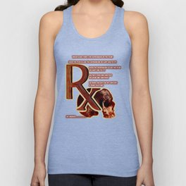 Depression or the Pain - 111 Unisex Tank Top